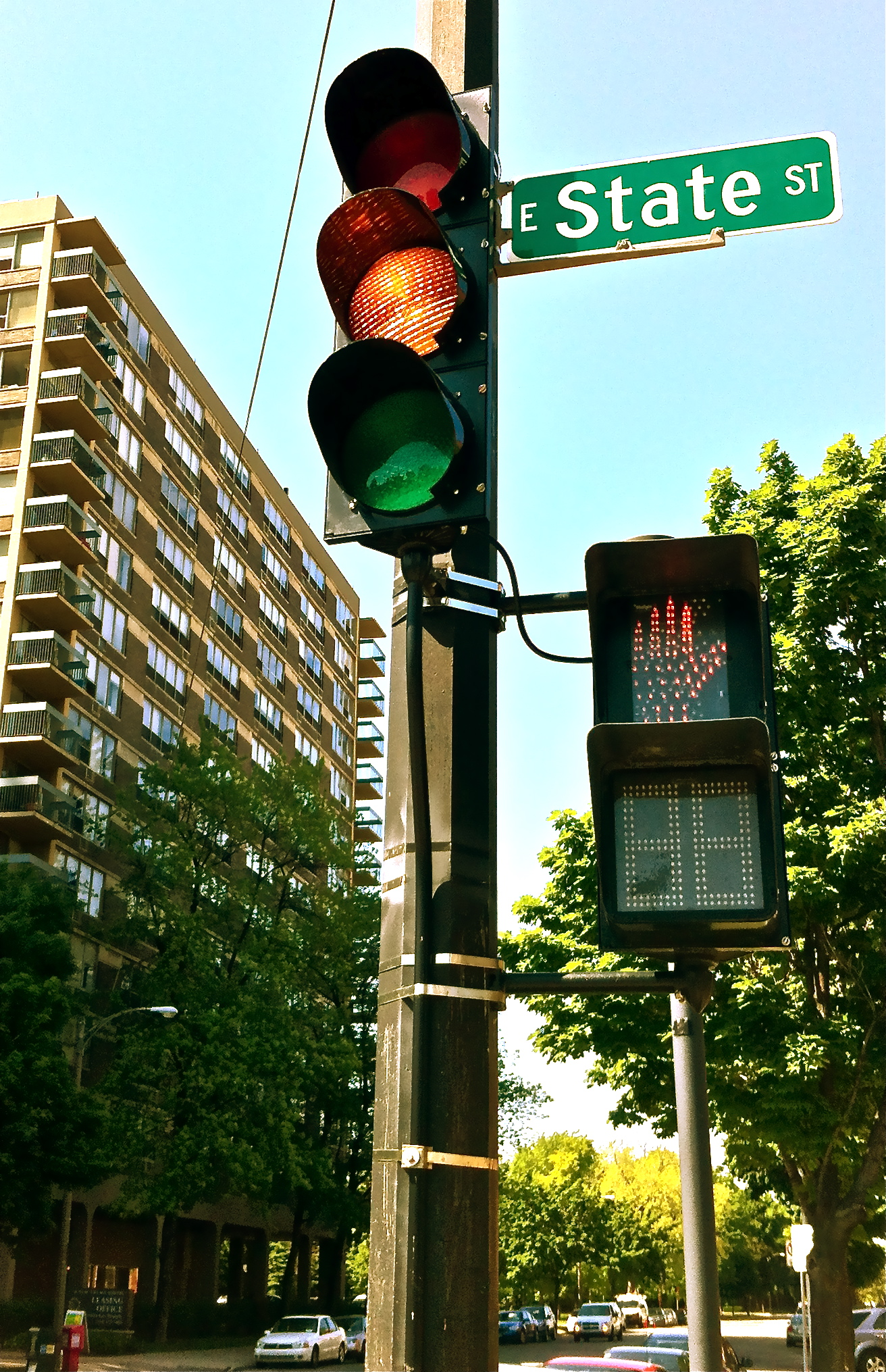 Life: The Yellow Traffic Light Theory – Britt Skrabanek for Real Traffic Lights  55jwn
