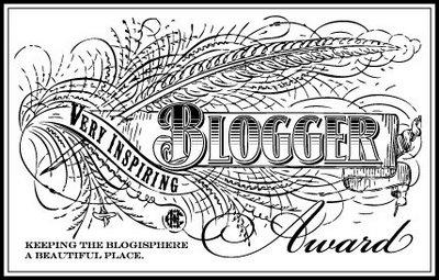Blog award lovin' at its finest (3/3)