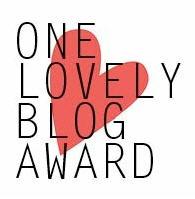 One Lovely Blog Award! (2/2)