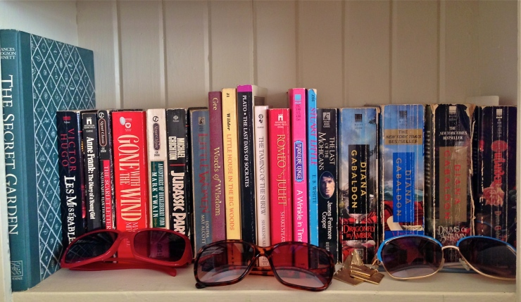 Classics with sunglasses