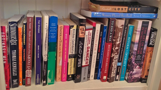 Bookshelf again
