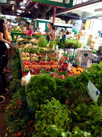 jean talon market herbs