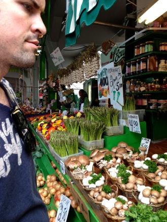 jean talon market mushrooms