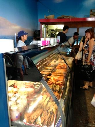 jean talon market seafood