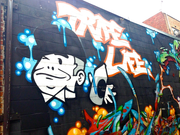 Trife Life Graffiti Crew