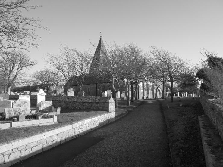 jersey church