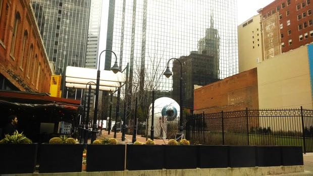 downtown dallas eyeball