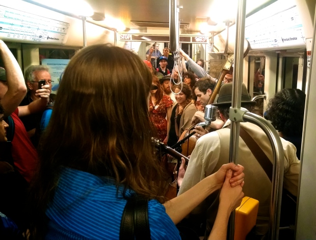 Streetcar Mobile Musicfest Portland
