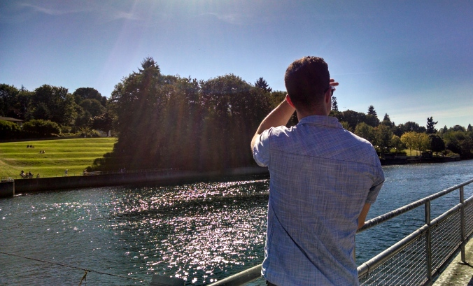 Ballard Locks explorer