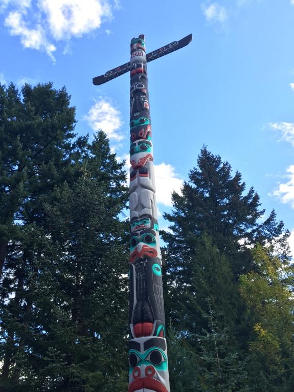 Totem Pole, I'm comin' to get ya!