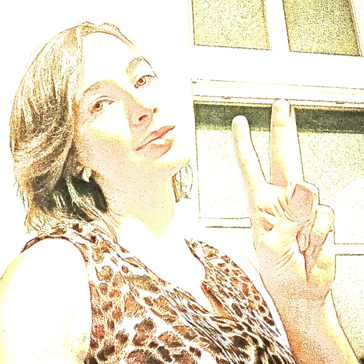 peace and leopard print