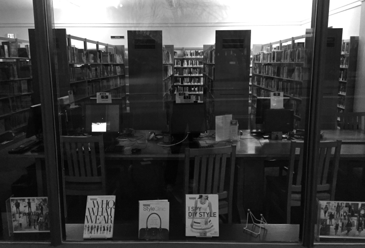 Multnomah County Library Northwest
