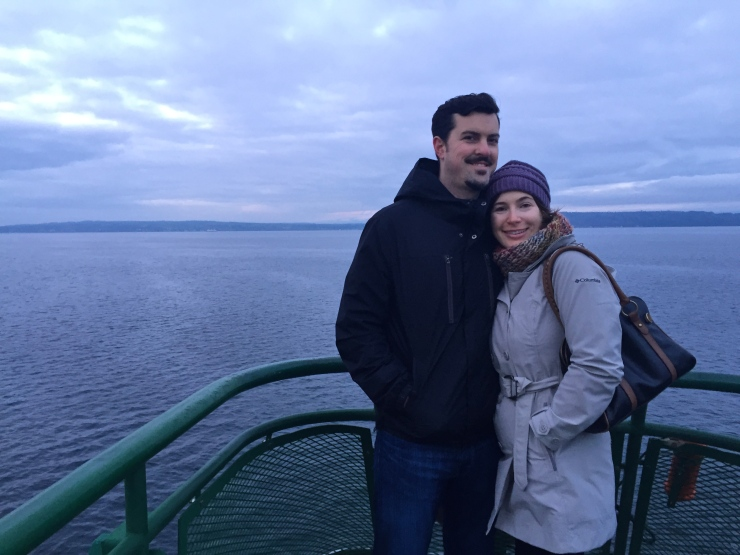 freezing on the edmonds-kingston ferry
