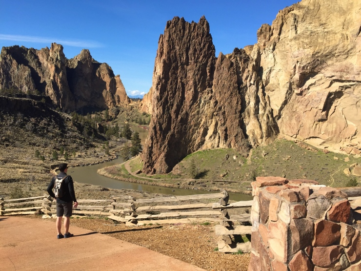 smith rock trails