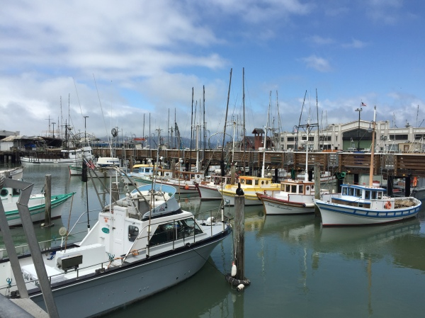 san francisco boats
