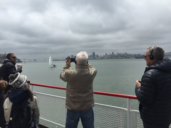 san francisco tourists
