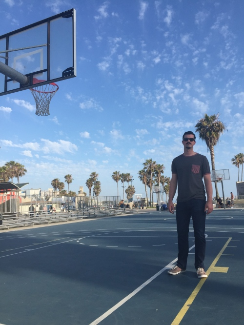 venice basketball court
