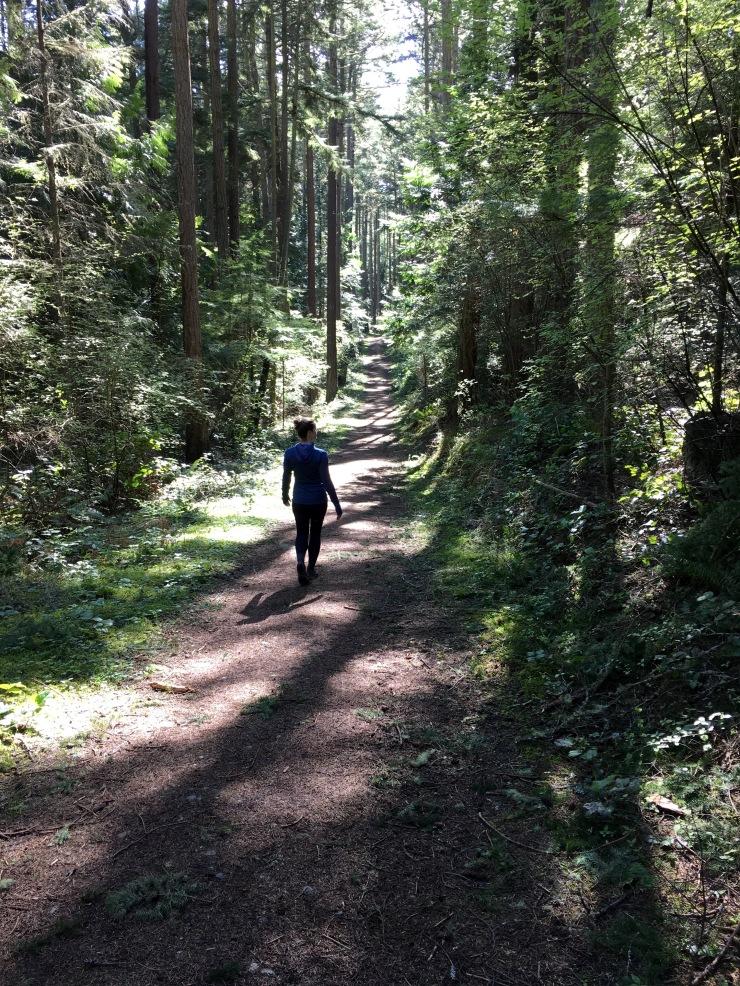 san juan island trails