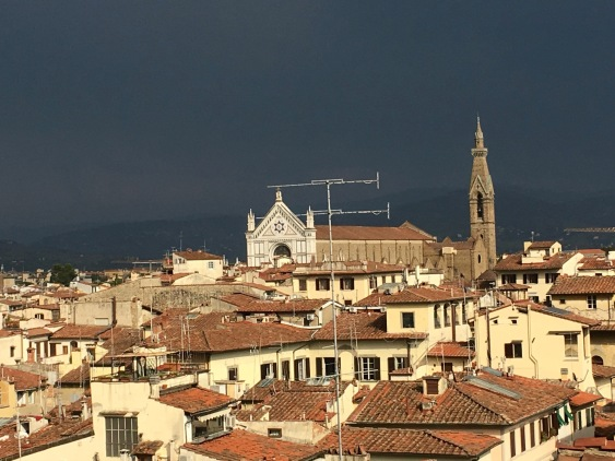 florence thunderstorm