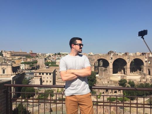 selfie sticks in europe