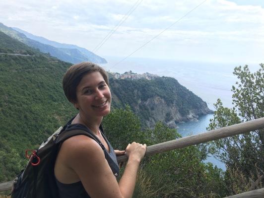 hiking trail cinque terre