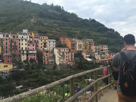 hiking tours cinque terre