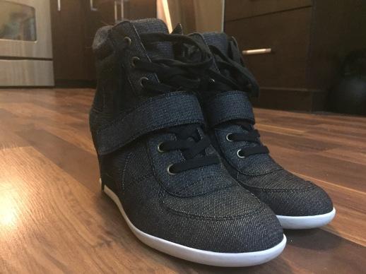sneaker booties