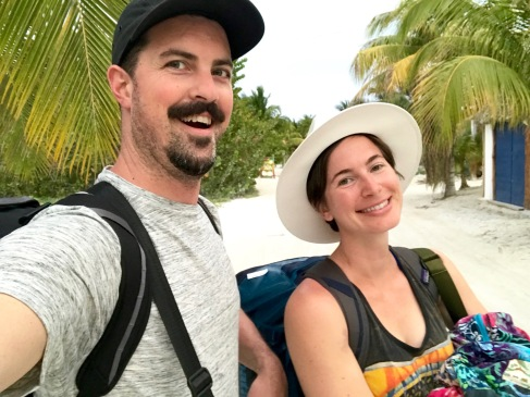 americans in holbox