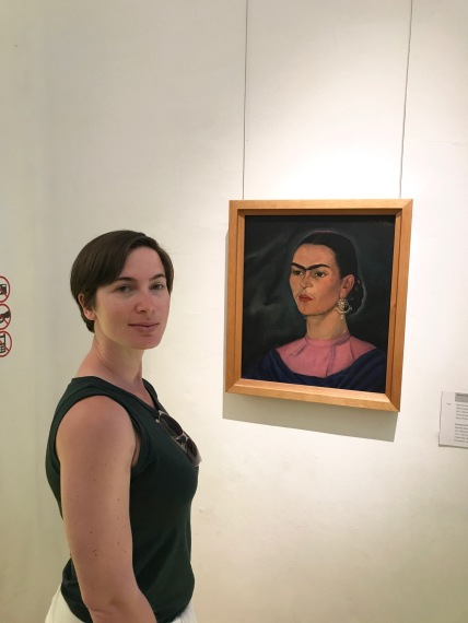 frida and me