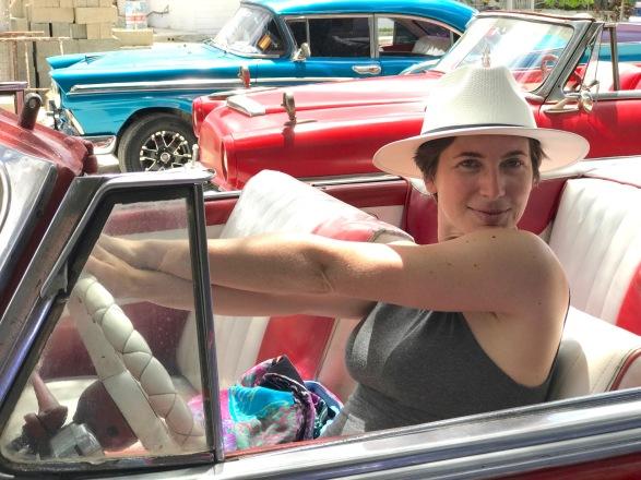 classic car ride