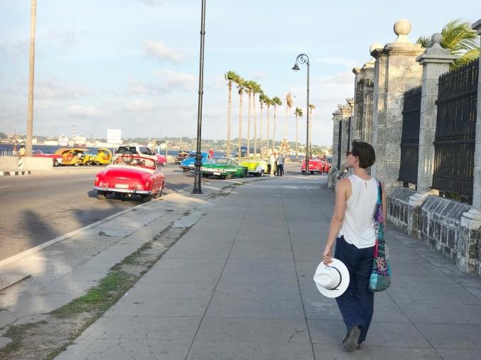strolling el malecon