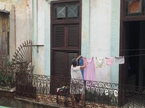 laundry in havana