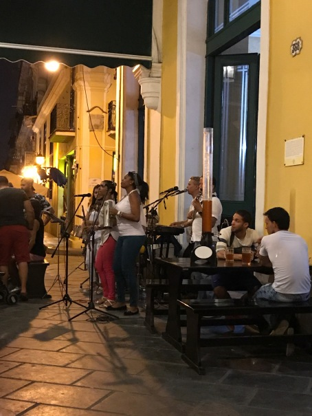 music in havana
