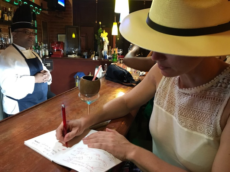 havana writing