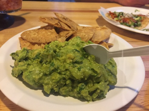 mexico city chips and guacamole