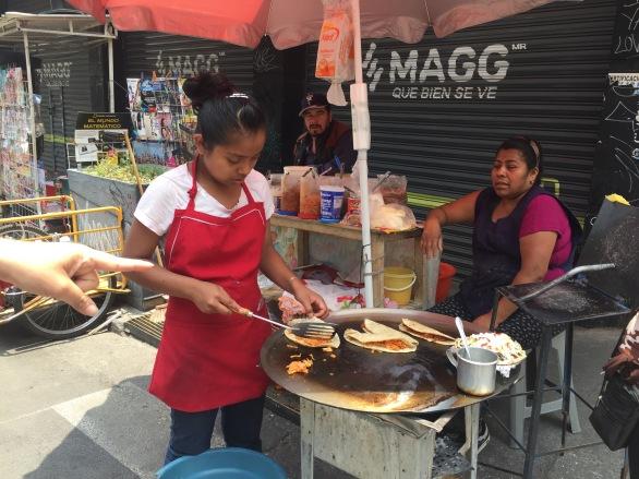 mexico city street food scene
