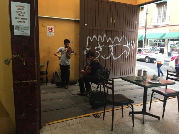 mexico city cafe