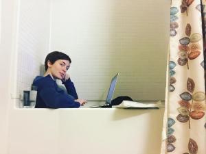 bath tub writing