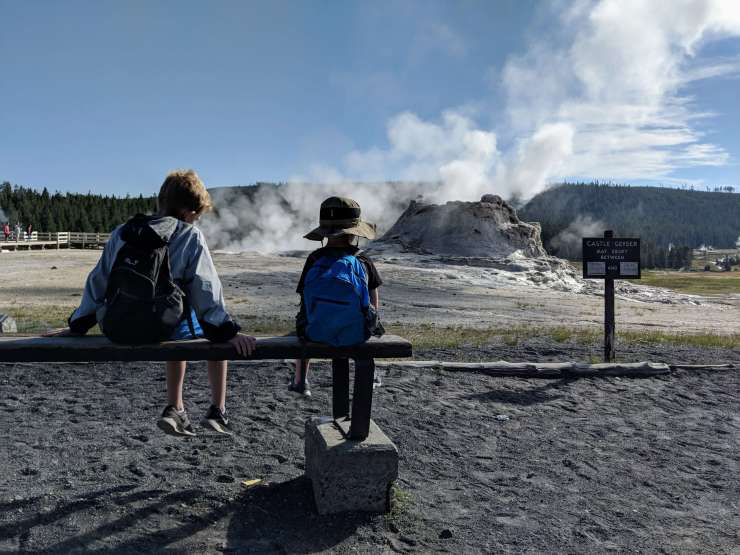 yellowstone for kids