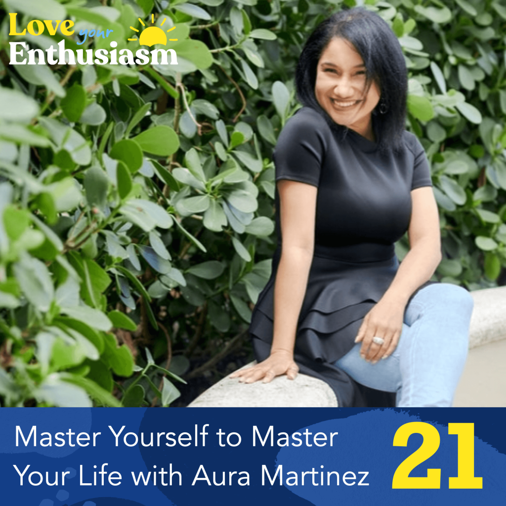 love your enthusiasm aura martinez